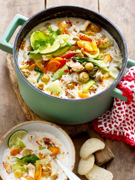Photo of Chicken soup Tom Kha Gai