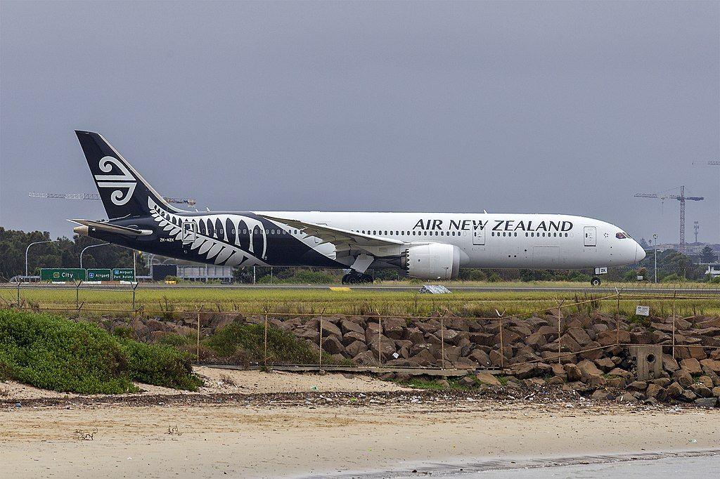 Air New Zealand Fleet Boeing 7879 Dreamliner Details and