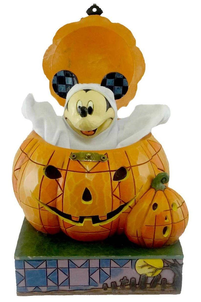 Jim Shore and Disney Tradition\u0027s Halloween themed Beware of the - Minnie Mouse Halloween Decorations