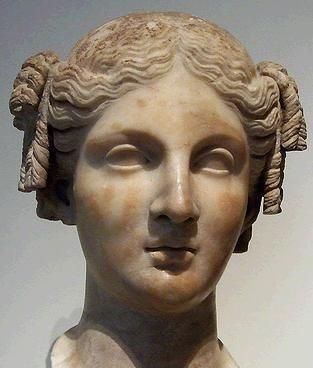 Regency Hairstyles and their Accessories | Greek statues ...