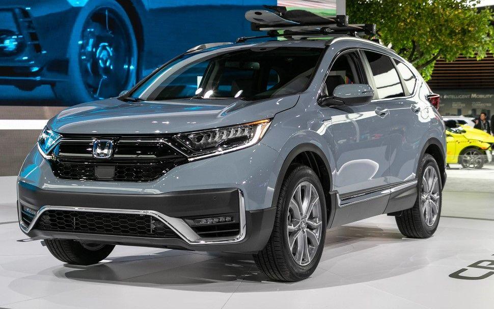 2021 Honda CRV Redesign, Specs, and Price in 2020 Honda