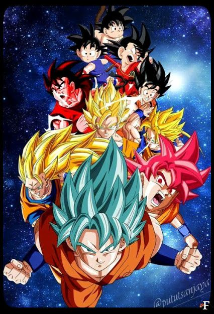 Fenix Legendario Google Dragon Ball Z Dragon Ball Dragon Ball Goku