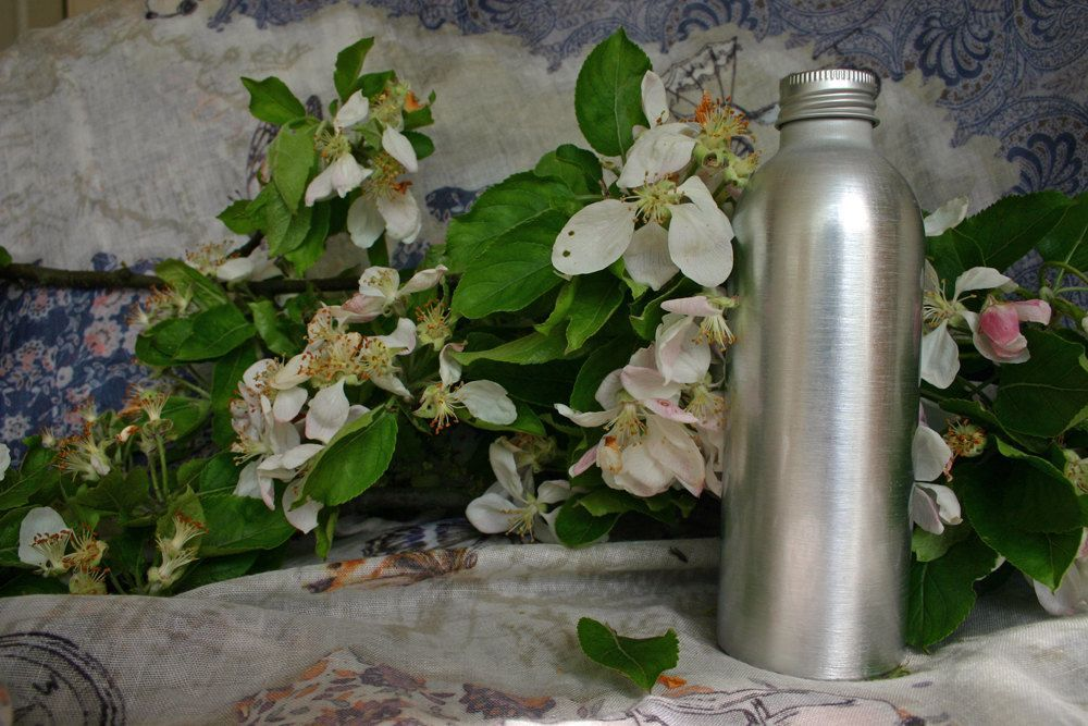 Organic Toning and Supporting Anti-Wrinkle Treatment for the over 50s - pinned by pin4etsy.com #OrganicSkinCareRecipes