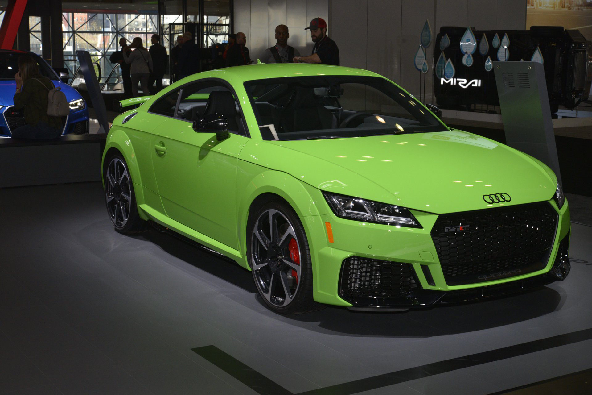 2020 Audi Tt Rs Is Ready To Put A Grin On Your Face Carmojo The 2020 Audi Tt Rs Is Priced From 67 895 In The U S As First Cars