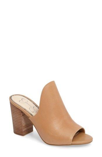 Free shipping and returns on Jessica Simpson Rainn Slide Sandal (Women) at  Nordstrom.