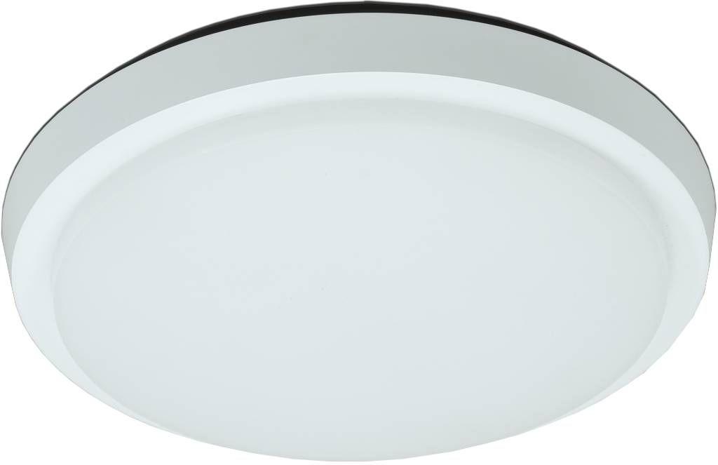 Plafondlamp LED badkamer glas mat 35W LED IP44 305mm | Plafondlampen ...