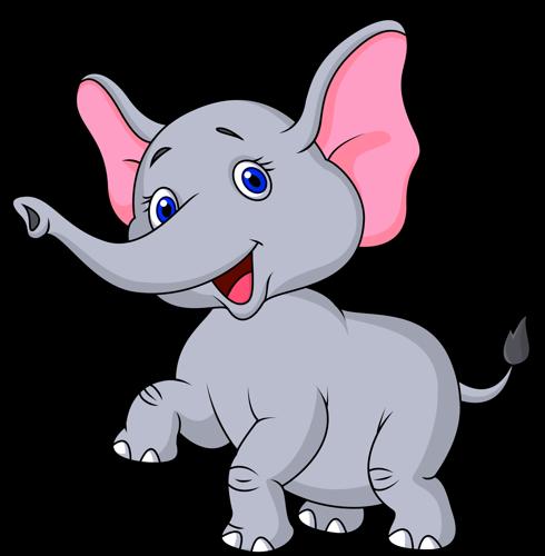 Pin do a maribel busca em elefantes pintura en tela