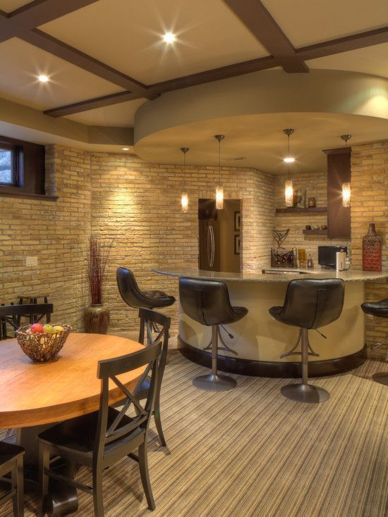 Basement Design Pictures Remodel Decor And Ideas Page 48 Custom Basement Remodeling Milwaukee Decor