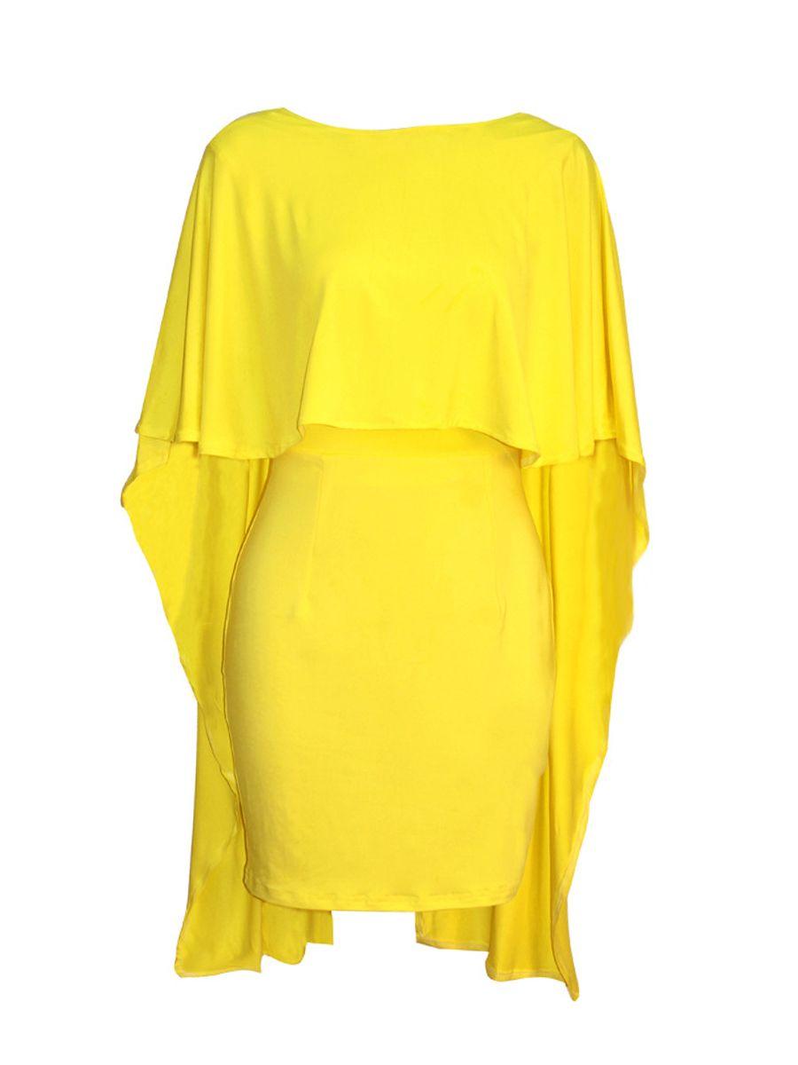 Boat neck backless plain fantastic plus size bodycon dress