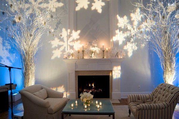 winter wonderland decorations christmas decoration living room