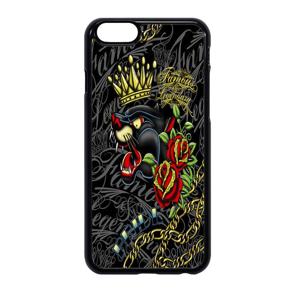 ed hardy iphone 8 case