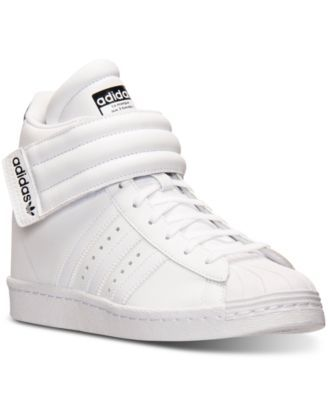 bf30b9a9a312 adidas Women s Superstar Up Strap Casual Sneakers from Finish Line ...