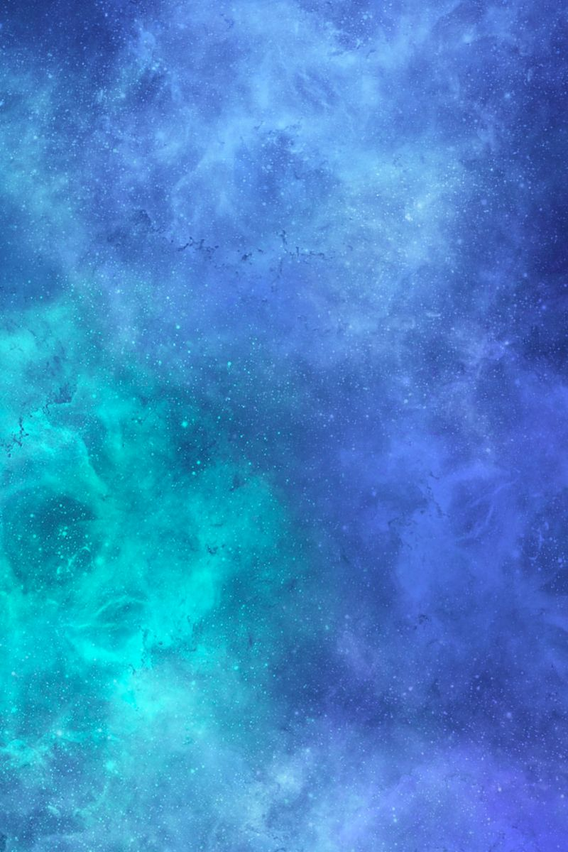 Blue Galaxy Background Galaxy Background Background Abstract Artwork