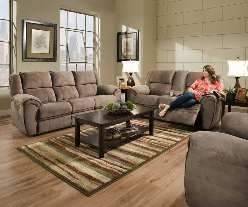 Stupendous Simmons Upholstery Osborn Tan 3 Piece Power Living Room Onthecornerstone Fun Painted Chair Ideas Images Onthecornerstoneorg