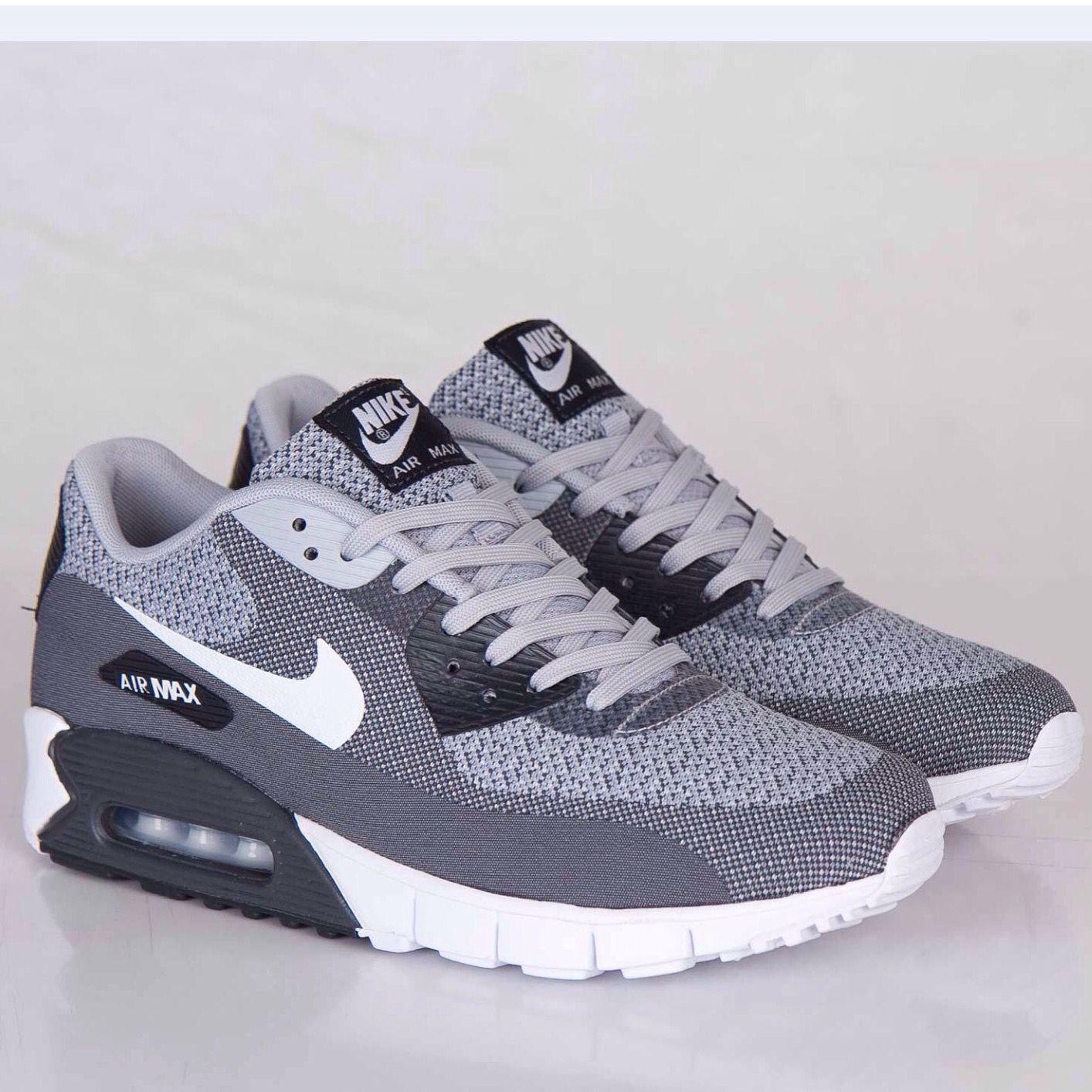 Nike Airmax, tonos grises   Nike free shoes, Nike air max, Nike
