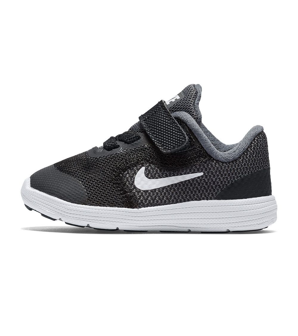 c6698039dfa Nike Revolution 3 TDV Toddler Dark Grey White