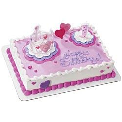 1st Birthday Princess Cake Decoration Kits Princess Decorations