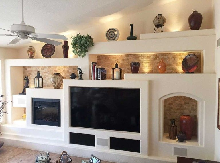 cosy drywall entertainment centers. centro de entretenimiento drywall  Buscar con Google Home Decor Pinterest Family room walls Living rooms and Entertainment wall