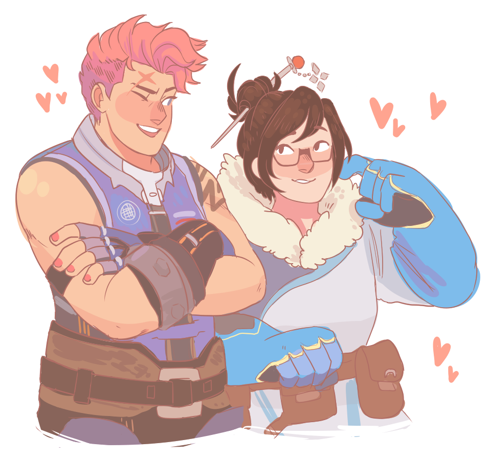 Mei the gay