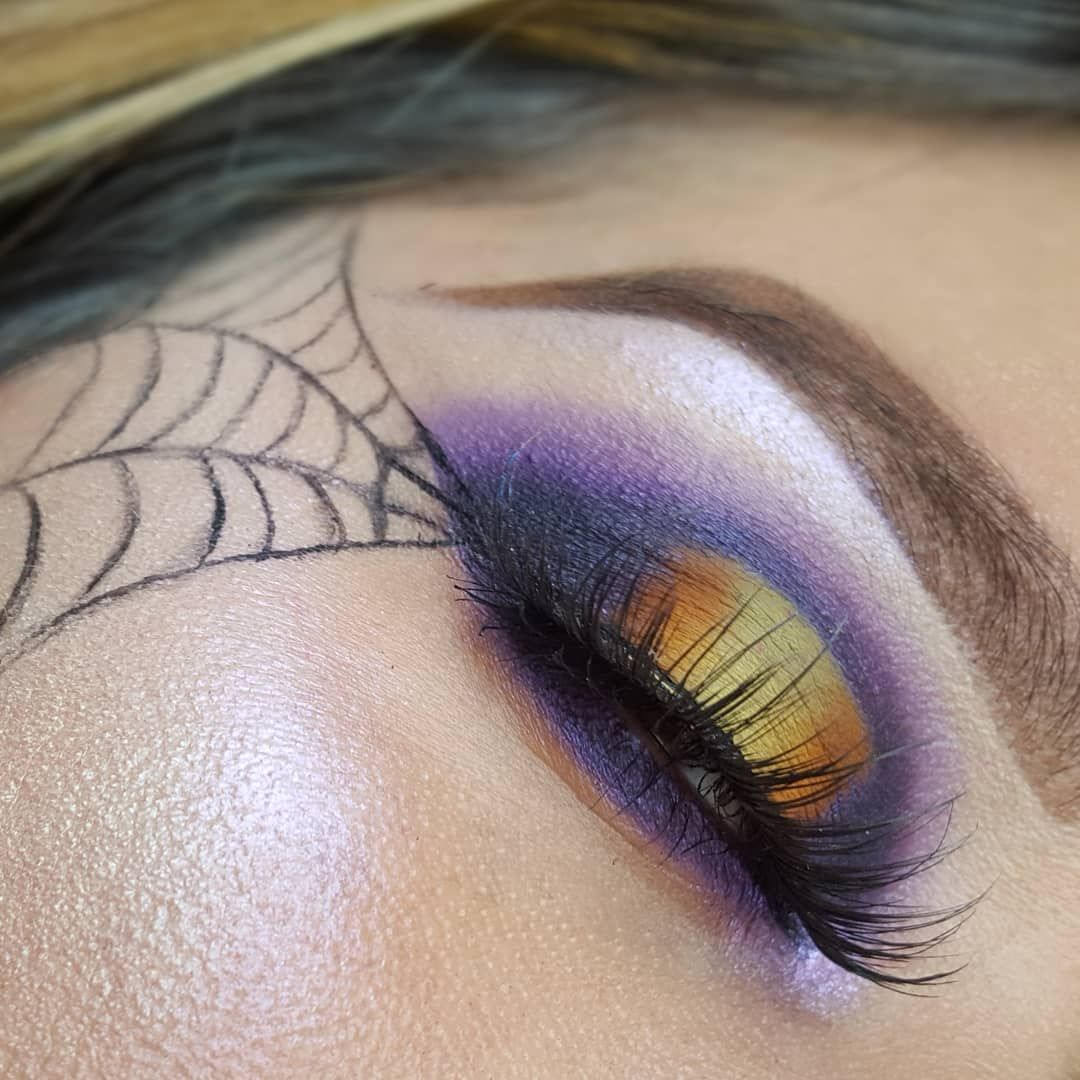 Loving this spooky look! Get all your spooky makeup