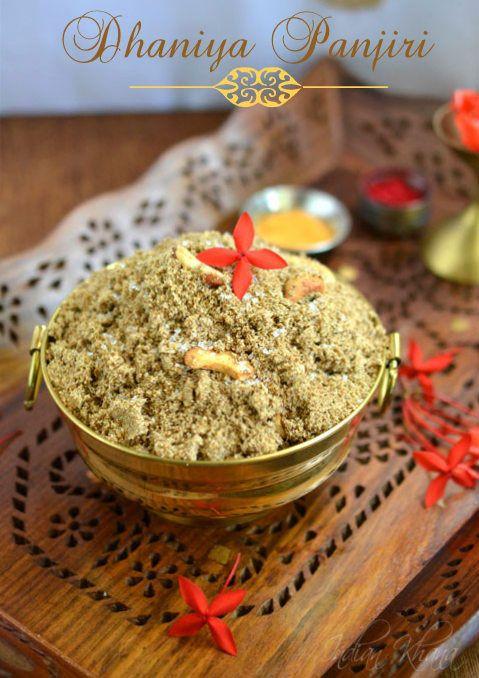 Dhaniya panjiri panjeeri authentic janmashtami naivedyam recipe dhaniya panjiri panjeeri authentic janmashtami naivedyam recipe indian dessertsindian food forumfinder Image collections