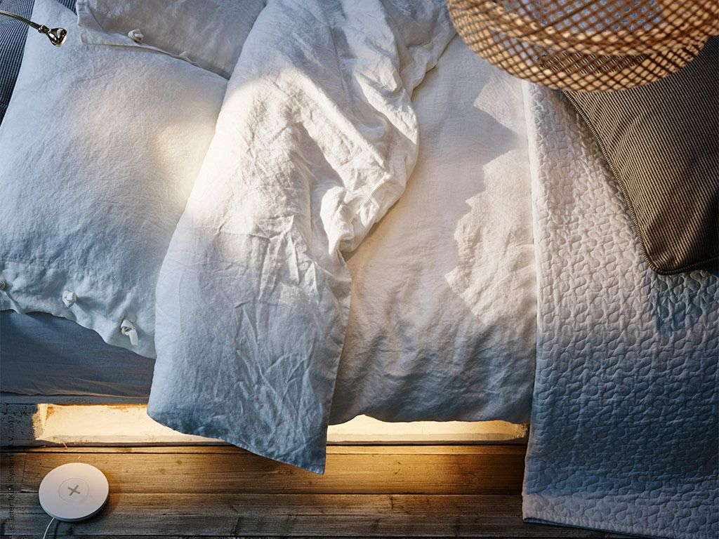 ein guter erholsamer schlaf kein problem mit angenehm weicher bettw sche zum reinkuscheln. Black Bedroom Furniture Sets. Home Design Ideas