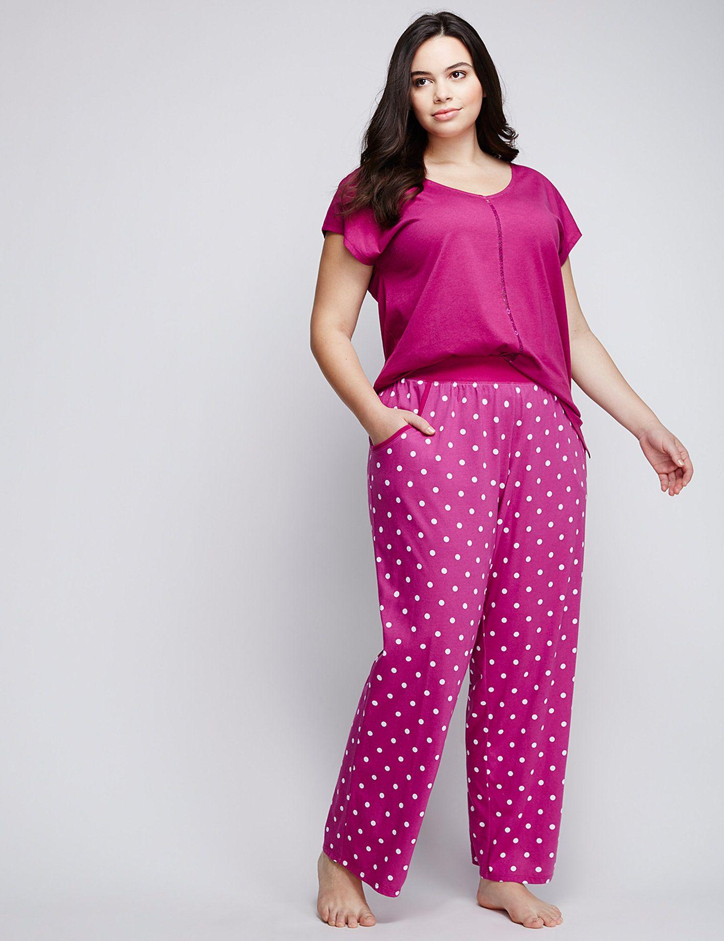 250051f0182c Plus Size Sleepwear   Women s Loungewear