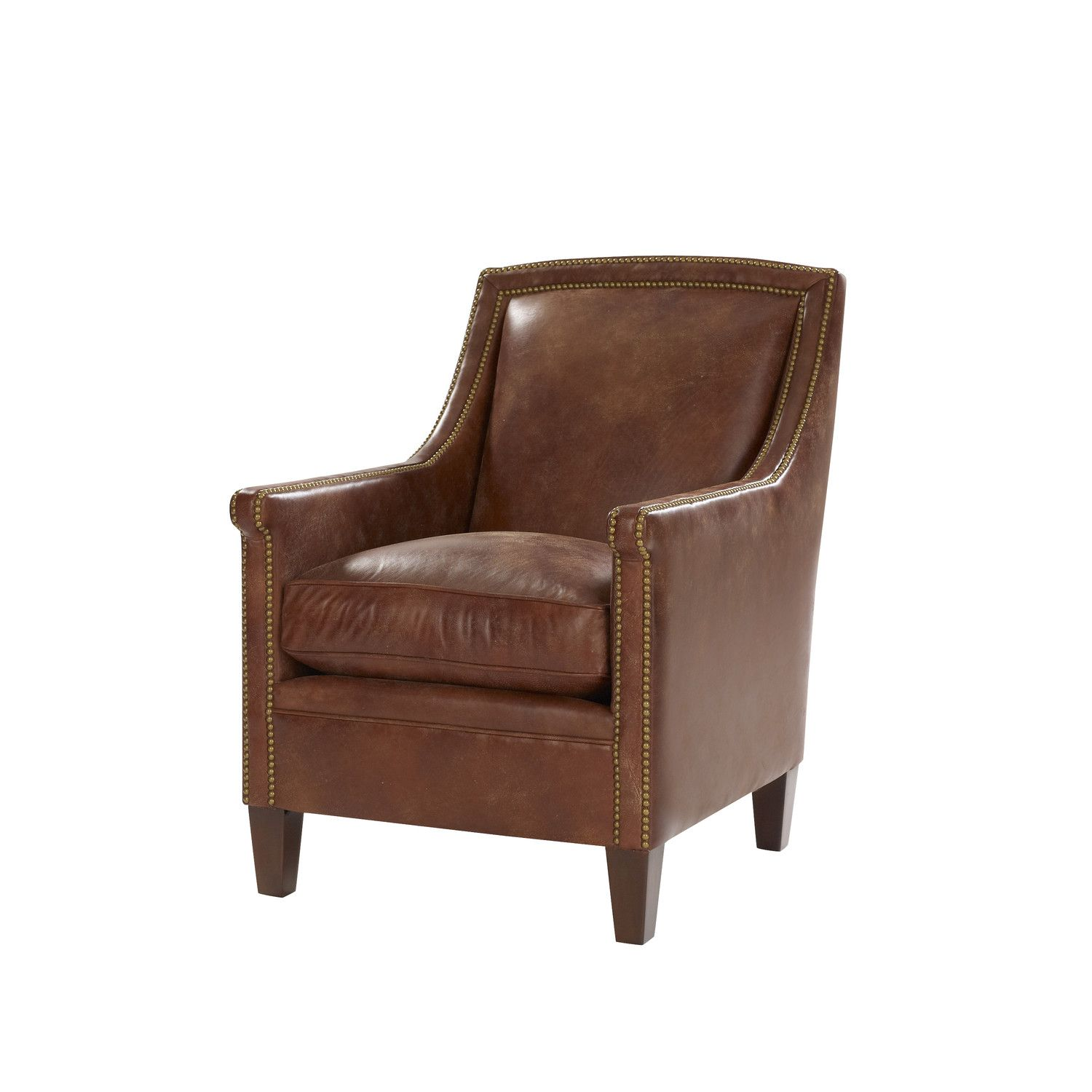 Leathercraft Santa Fe Leather Chair & Reviews