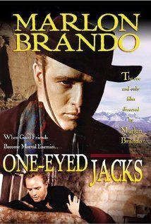 One Eyed Jacks Marlon Brando Karl Malden Katy Jurado Ben