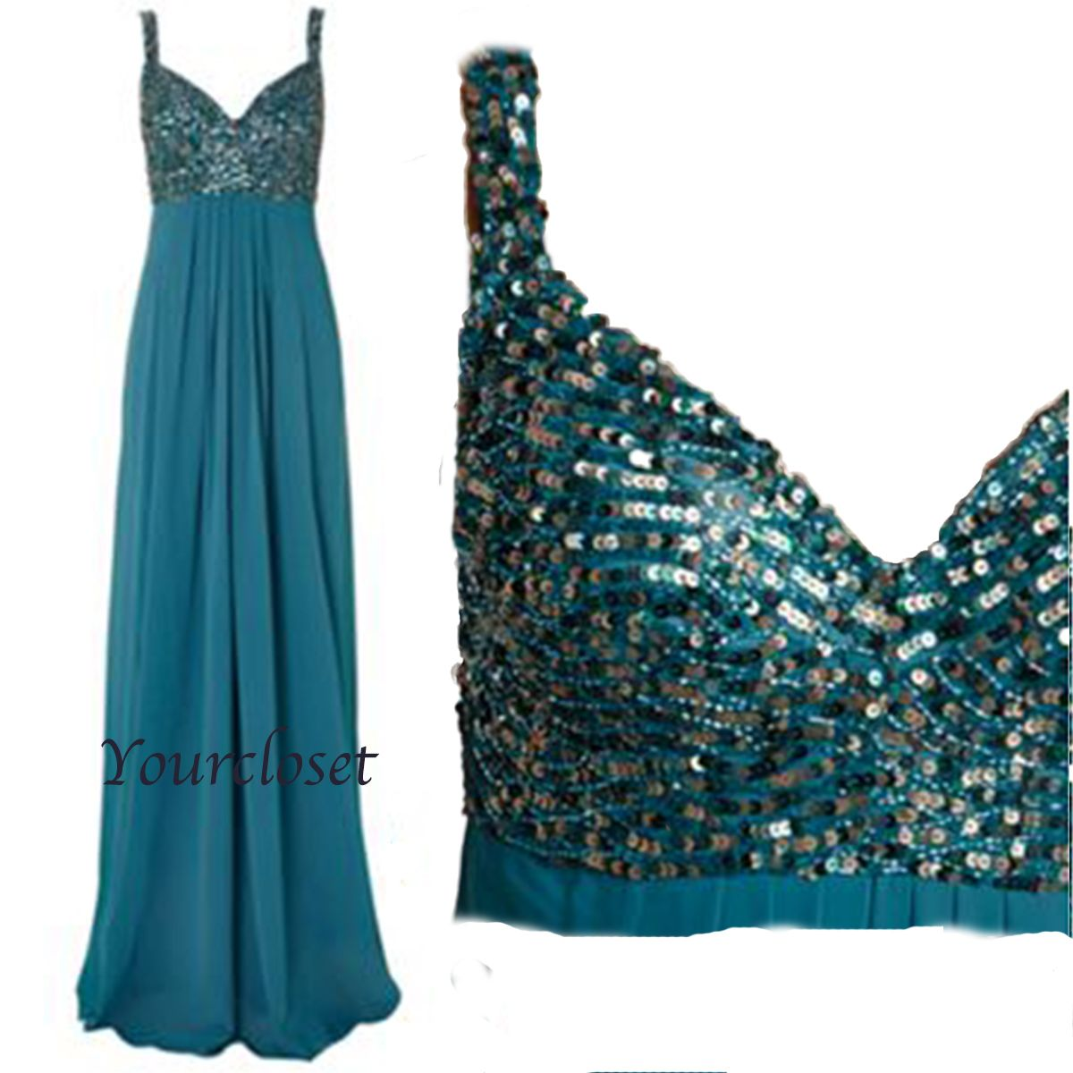 Each of our dress are made to order by hand Dress code:Y0059 Fabric ...