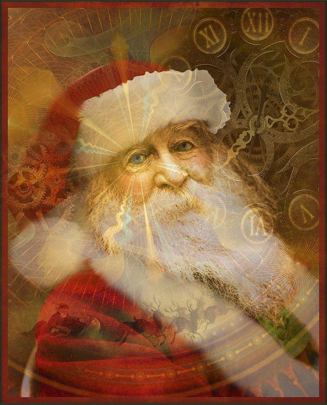 TheTimeless Magic of Santa...