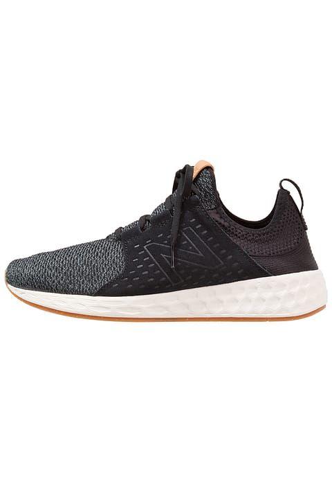 New Balance Fresh Foam Cruz Obuwie Do Biegania Treningowe Black Sea Salt Zalando Pl Sneakers Slip On Sneaker Shoes