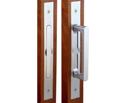ADA Pocket Door Pull | Door Hardware | Pinterest | Pocket door ...