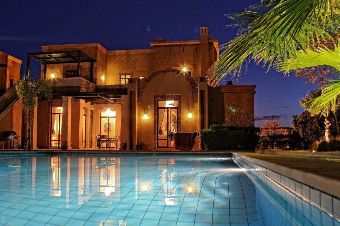 Nouvelle Villa Manon Samanah à louer en exclusivité à Marrakech