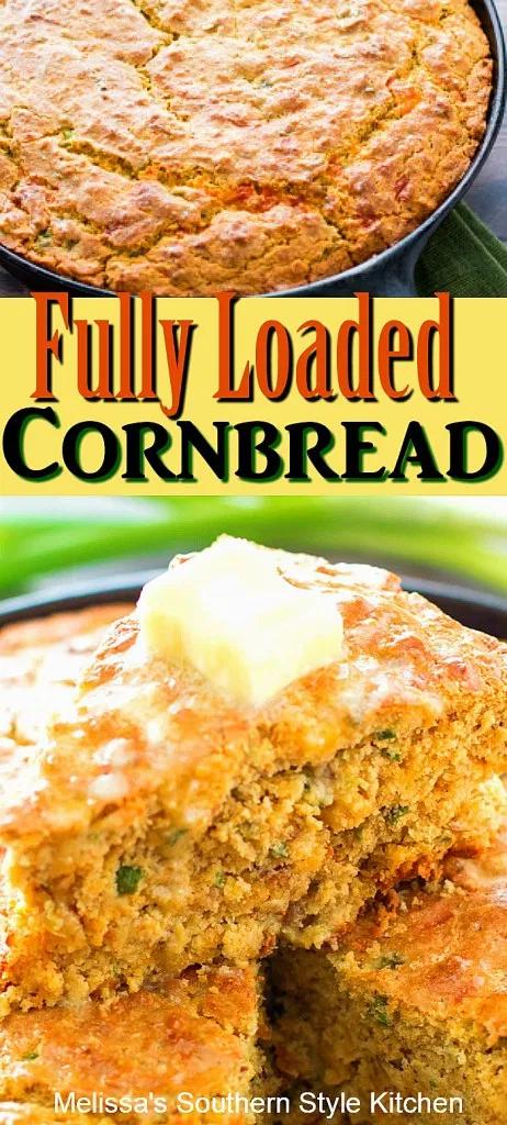 Photo of Fully Loaded Cornbread