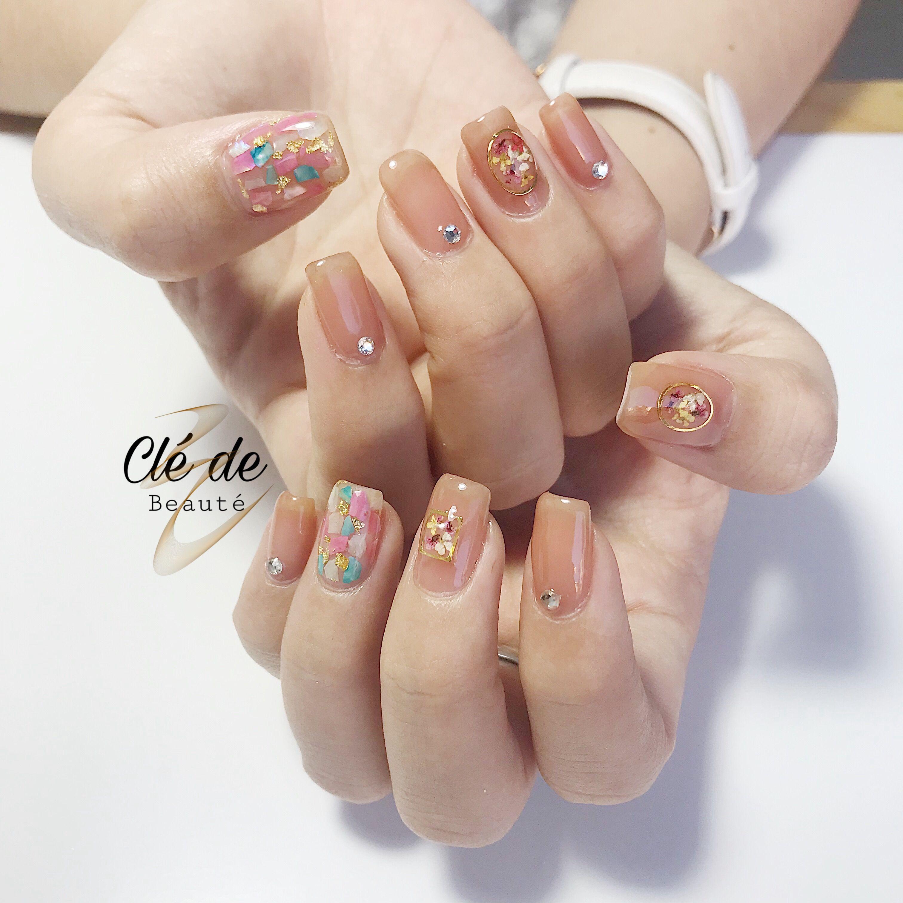 Ghim của Elaf trên Nails Arts   Nail swag, Móng tay, Móng