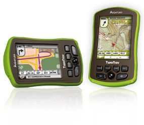 BEST off-road GPS: TwoNav Aventura with Navteq & Hema Maps of Australia/NZ, 1:250k Topo map & West Print Outback Tracks