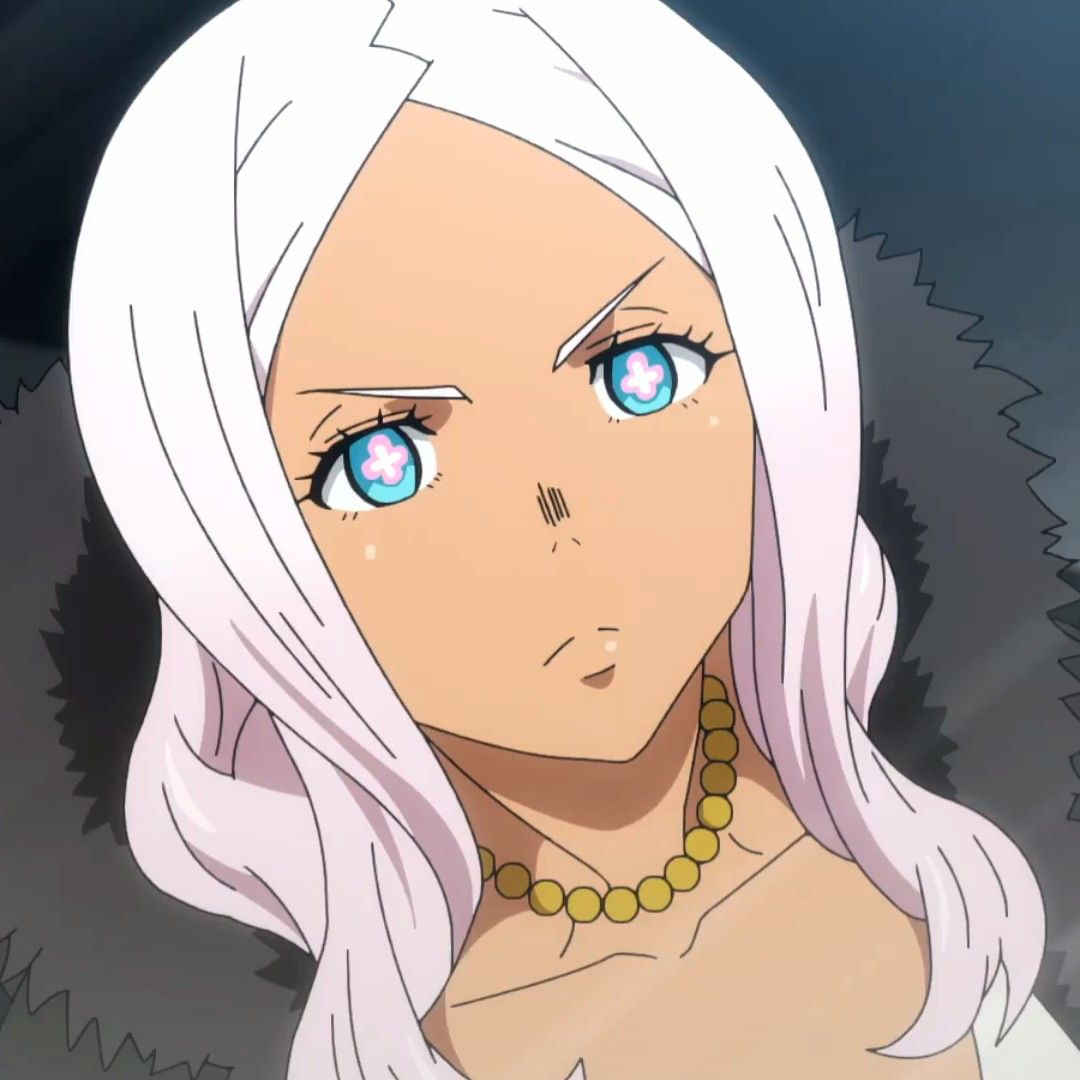 Princess Hibana Enen No Shouboutai Ni No Shou Cartoon Icons Aesthetic Anime Cartoon Profile Pics