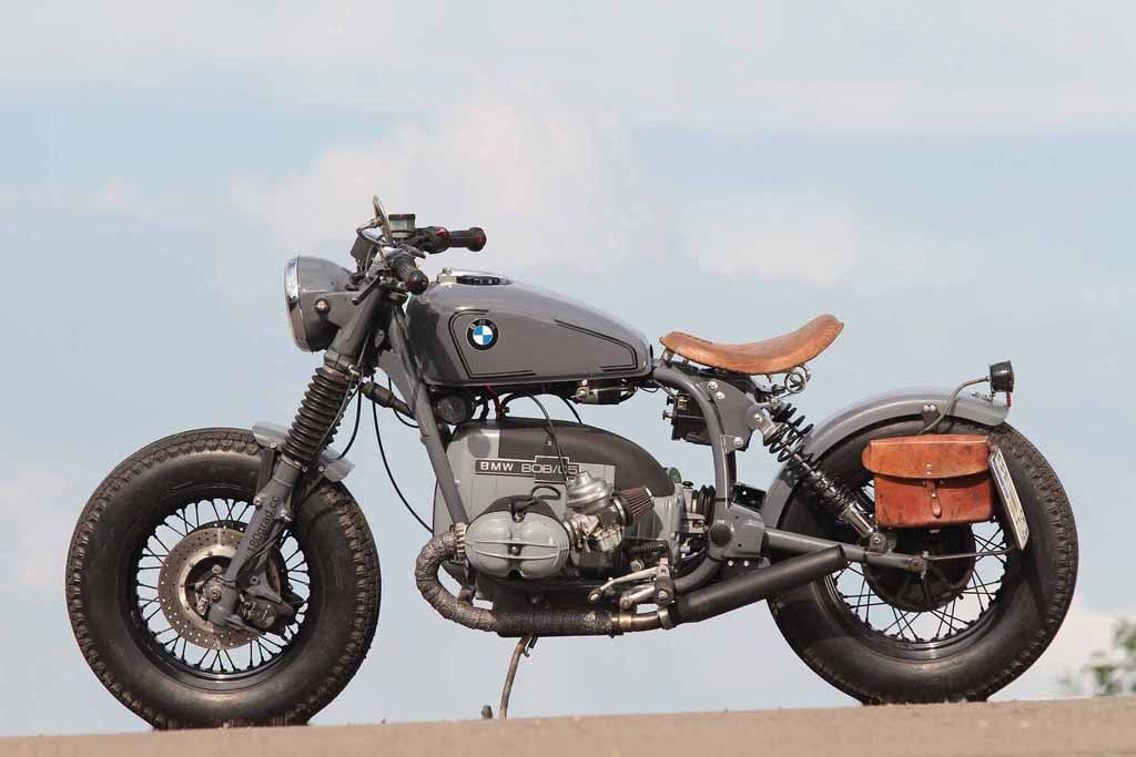 Bmw Bobber The Name S Enough Dream Bikes Motorcycle