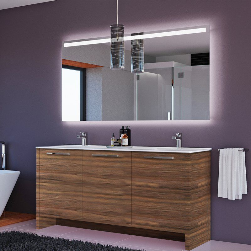 Westward 63 Double Bathroom Vanity Set With Images Double
