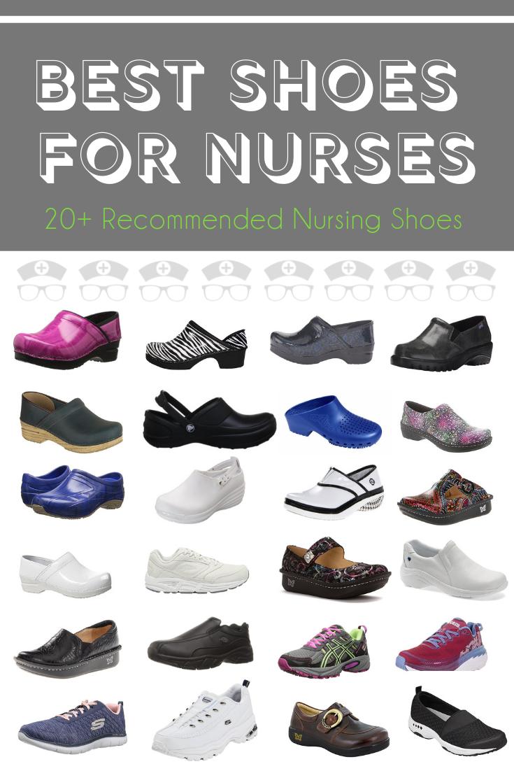 nursing shoes for women