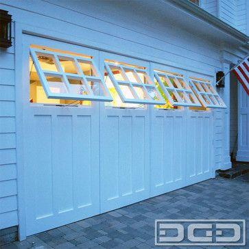 Craftsman Style Garage Doors Design Ideas Pictures Remodel And Decor Is Creative Inspirat Garage Door Design Craftsman Style Garage Doors Modern Garage Doors