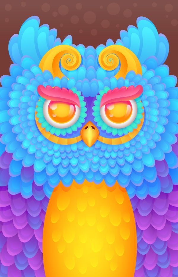 Create a radiant owl iphone case template in adobe illustrator art create a radiant owl iphone case template in adobe illustrator maxwellsz