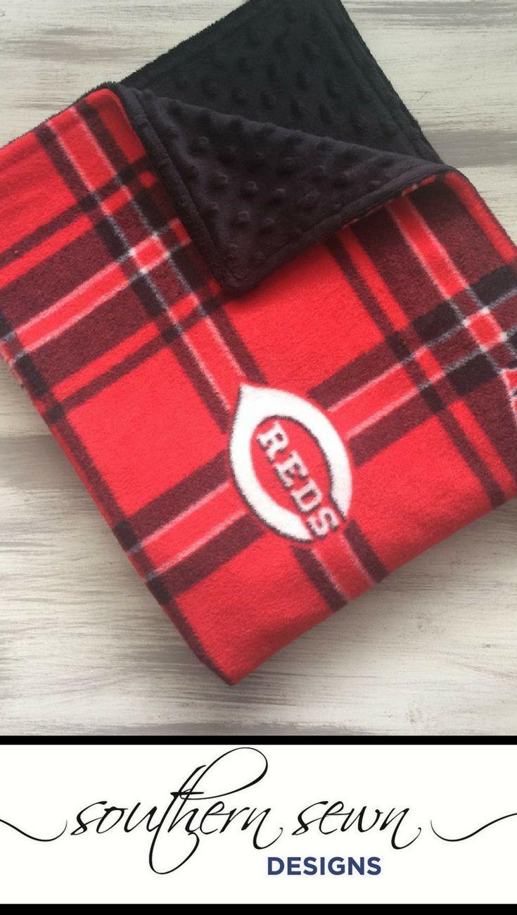 Cincinnati reds cincinnati reds blanket baby blankets custom cincinnati reds cincinnati reds blanket baby blankets custom blanket baby shower gifts sports blanket personalized blanket negle Image collections