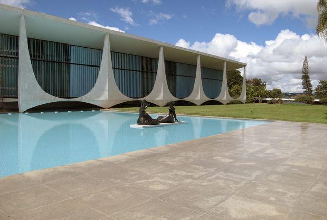 Palácio da Alvorada - Brasilia, Brazil | AFAR.com