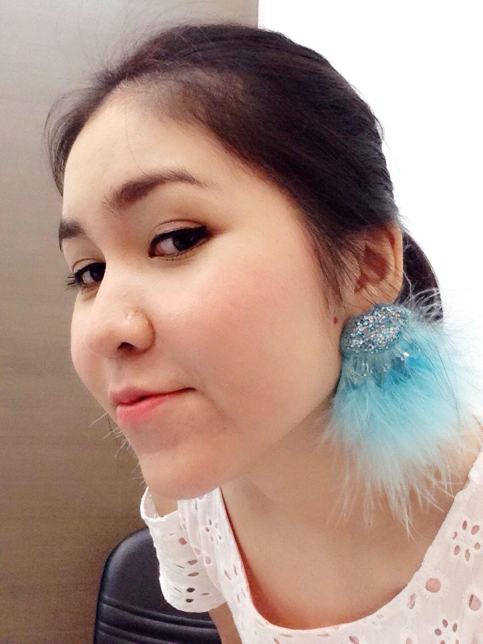 My earring /My style