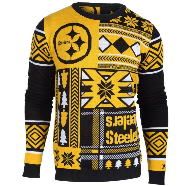 Pittsburgh Steelers Ugly Christmas Sweaters | Products | Pinterest ...