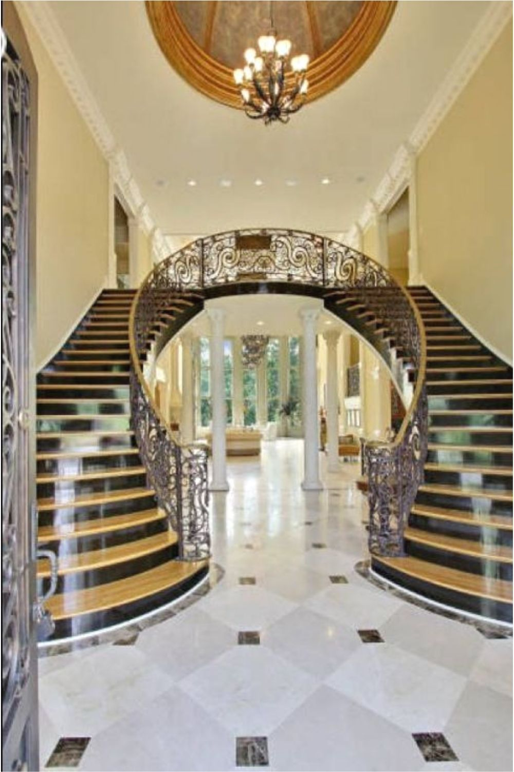 Best Attractive Straight Stairs Design For Home Modern Stairs 400 x 300