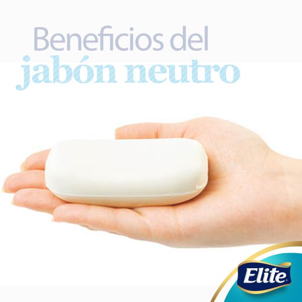 ¡5 beneficios de bañarte con jabón neutro!   1.Mantiene el PH natural de la piel 2. Ayuda a combatir las alergias 3. Evita granitos y espinillas 4. Humecta a profundidad 5. Suaviza y protege la piel delicada.
