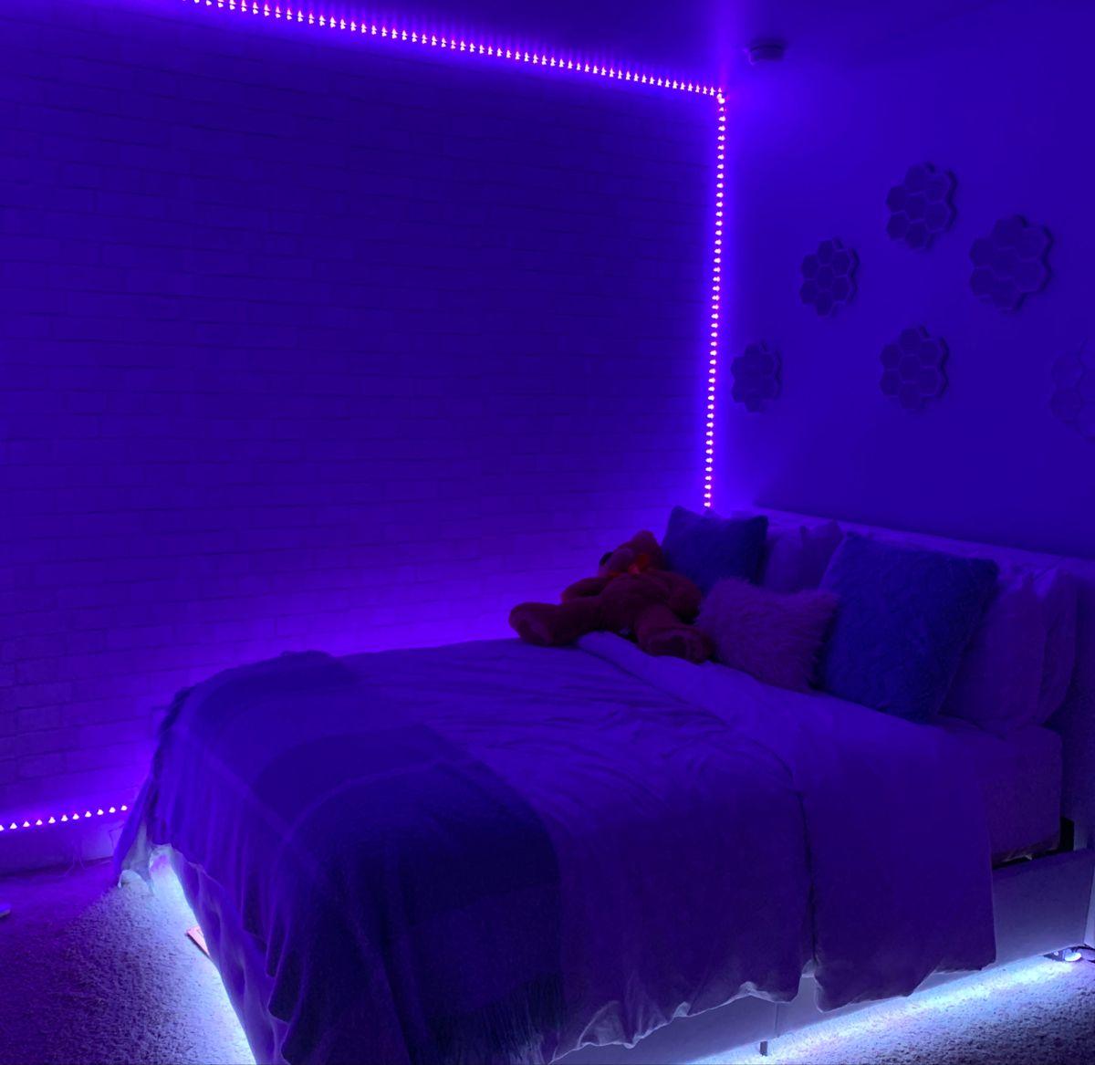 Led Lights Room Led Lights Room Inspiration Dream Bedroom